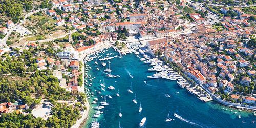 Hvar Island City Of Hvar